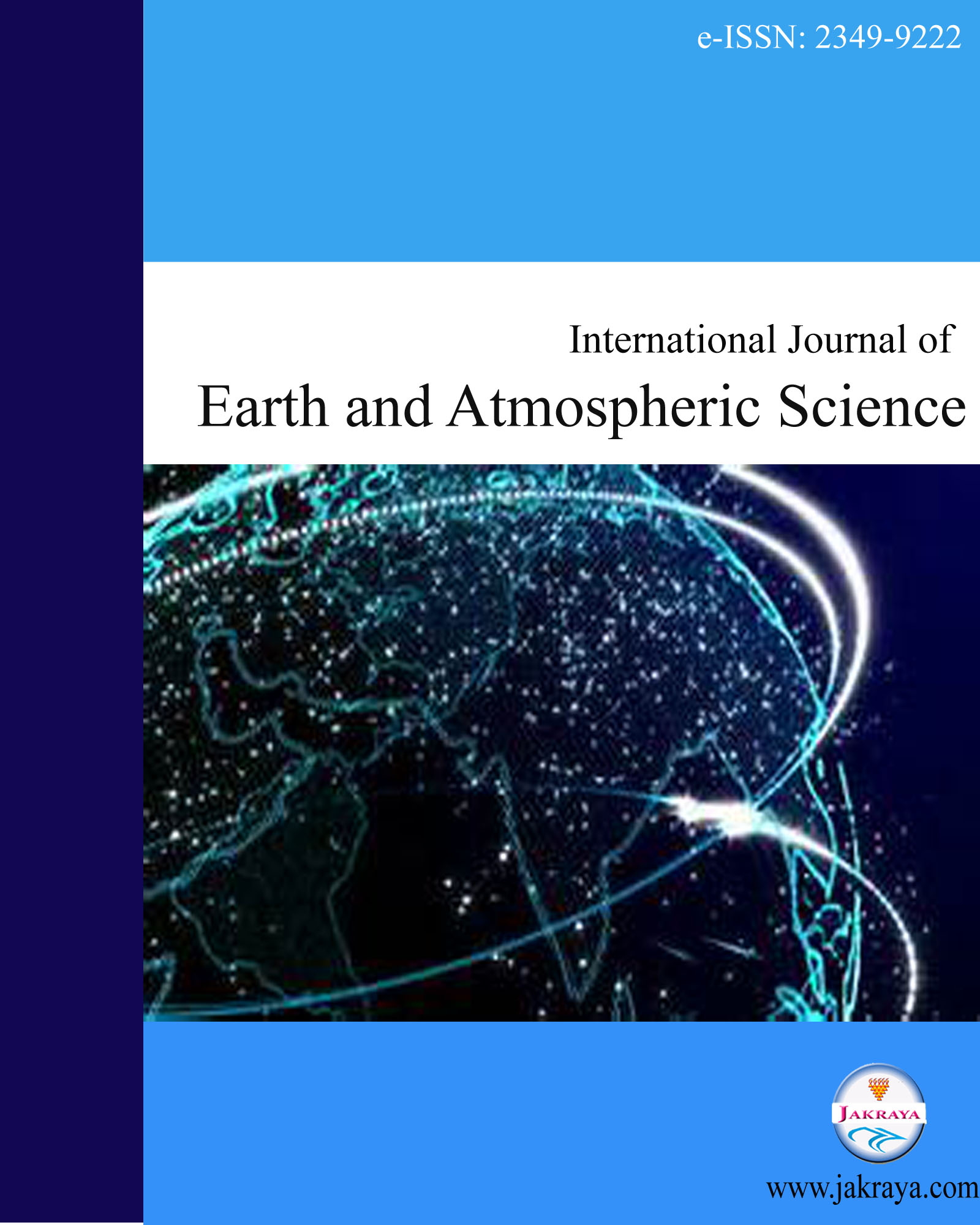 International Journal of Earth and Atmospheric Science