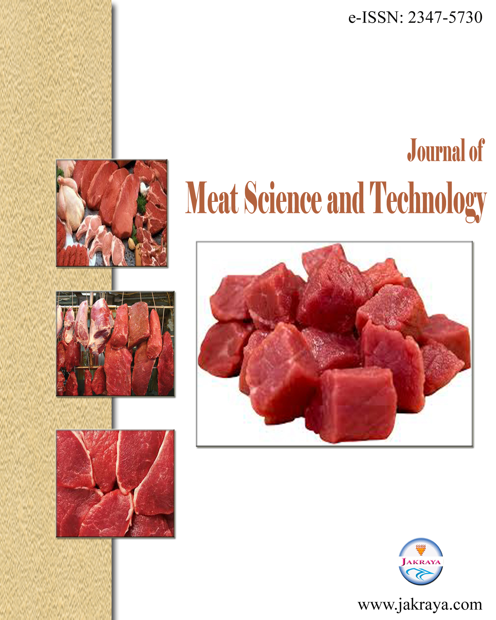 Journal of Meat Science and Technology