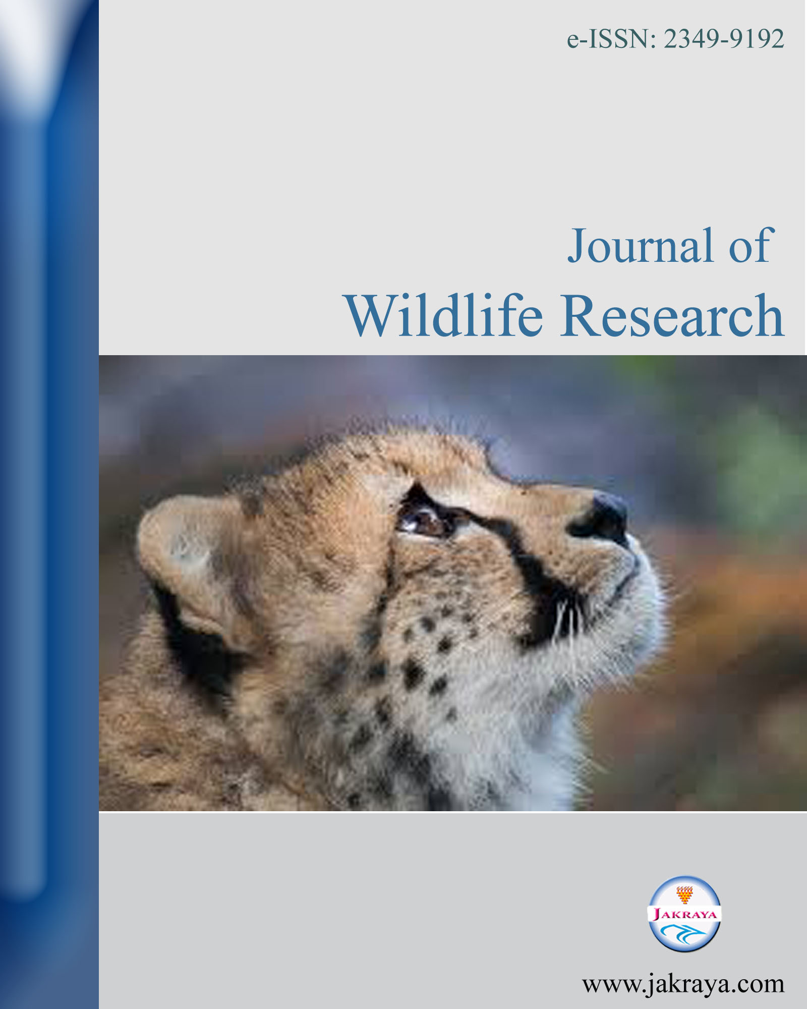 Journal of Wildlife Research